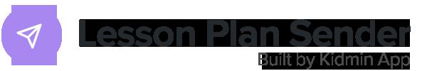 Lesson Plan Sender Logo